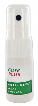 Care Plus® Anti-Insect DEET 40% Spray 15 ml