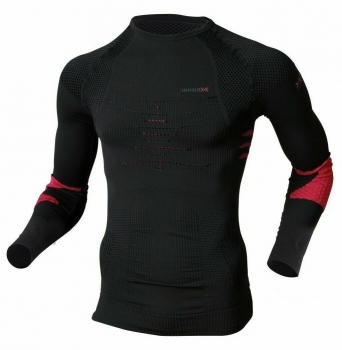 X-BIONIC Winter Trekking / Ski Touring Langarm Shirt Men