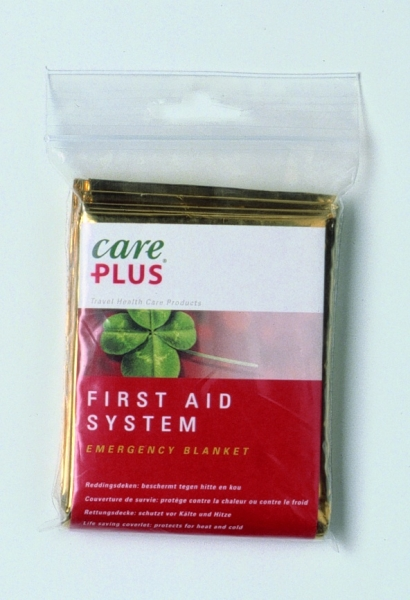Care Plus® Emergency Blanket